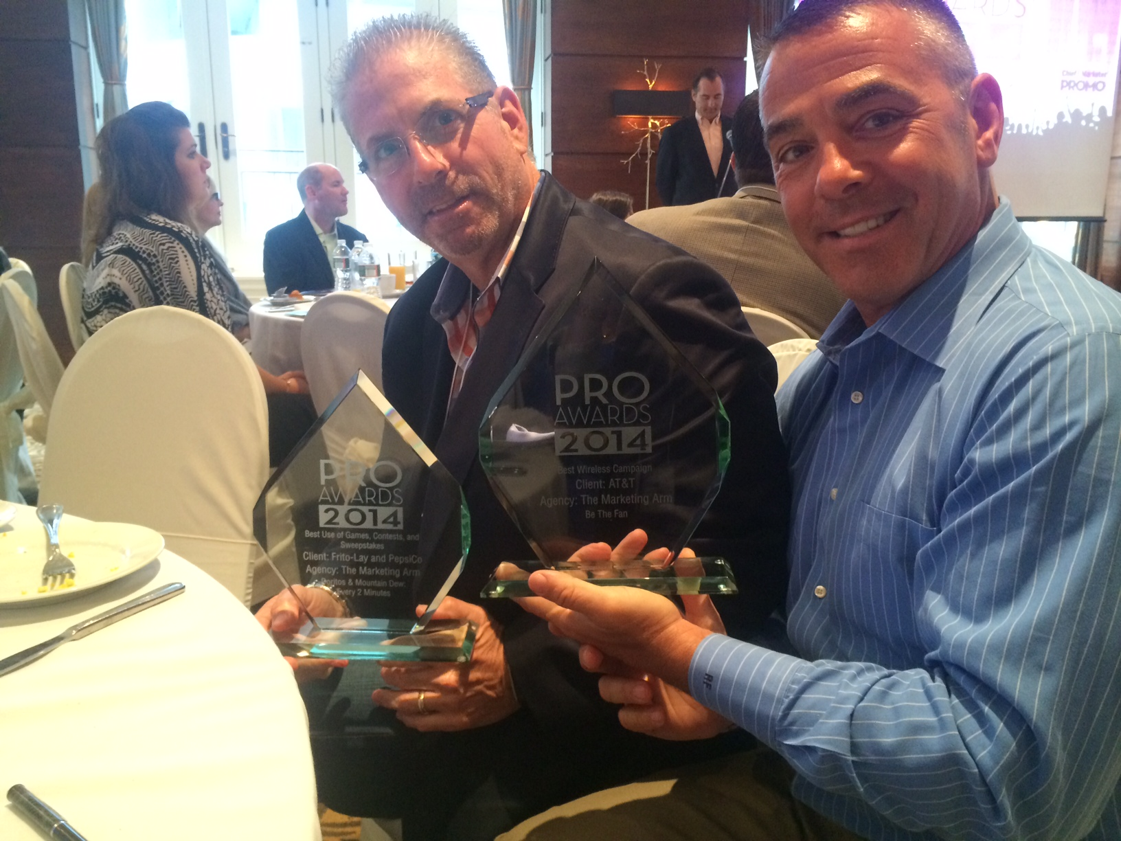 Image from article - EIGHT Wins for TMA a...