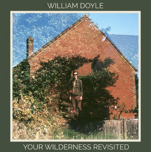 "cover art for William Doyle album ""Your Wilderness Revisited"""
